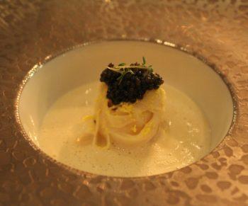 Assiette Champenoise Kaviar