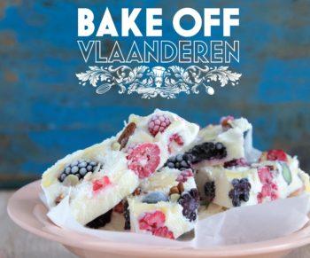 Win het boek Bake Off Vlaanderen, Goed Zoet!