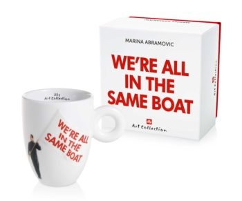 illy Art Collection by Marina Abramovic
