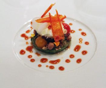 Aqua: drie sterrenrestaurant in het Ritz Carlton in Wolfsburg