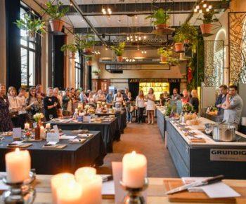 Duitse kookworkshop