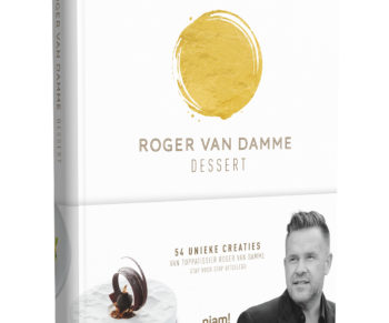 Boek Dessert Roger Van Damme