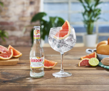Gordon's Non Alcoholic Gin Tonic