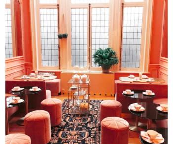TREND: 5 roze restaurants