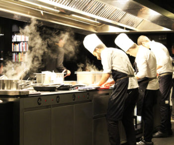 Cocina Hermanos Torres Barcelona