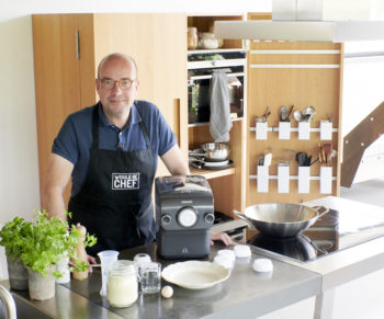 Would Be Chef x Philips: verse pasta met merguez en kerstomaten