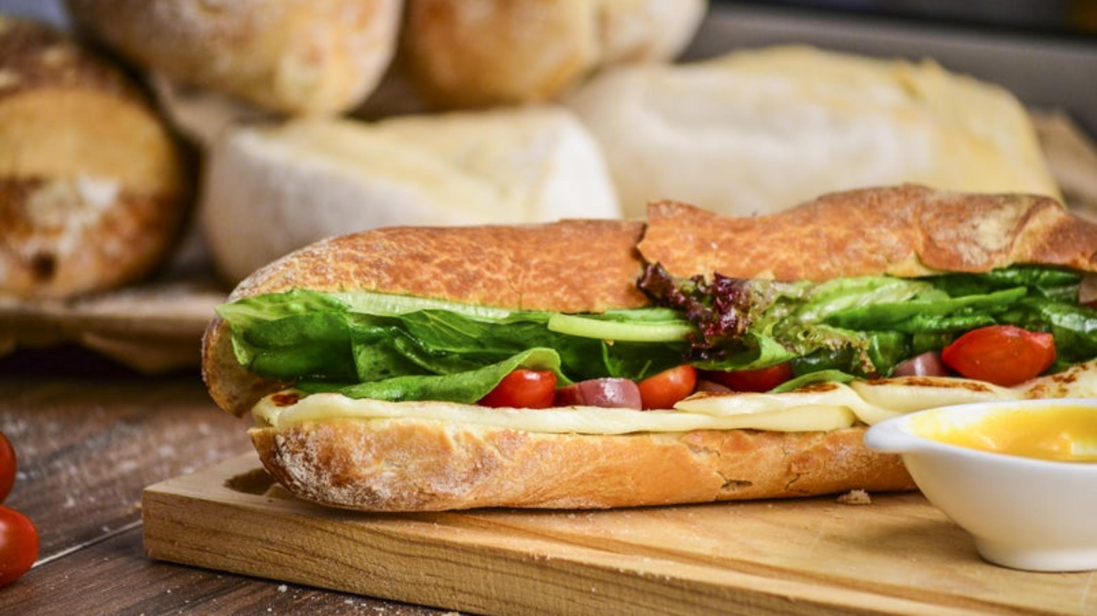 Uitzonderlijk Week van het belegde broodje: 4 toppers om zelf te maken! • Would @EI22