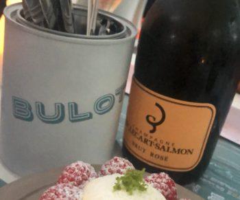 Bar Bulot Frambozentaartje