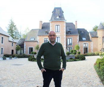 Château de Vignée Rochefort Sven Ornelis Would Be Chef30