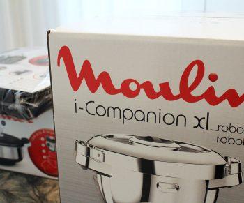 Blinde vink van kabeljauw en prosciutto in de Companion van Moulinex Sven Ornelis Would Be Chef1