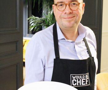Blinde vink van kabeljauw en prosciutto in de Companion van Moulinex Sven Ornelis Would Be Chef13