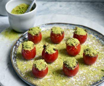 27.gevulde tomaatjes met champignons 4 BDS