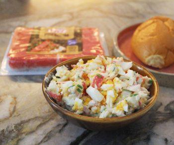 Gezond, lekker en handig in zoveel recepten: surimi van Vici #collab Would Be Chef Sven Ornelis5
