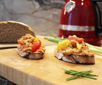 Toast Tomate Crevette met de KitchenAid Toaster #collab Would Be Chef Sven Ornelis10