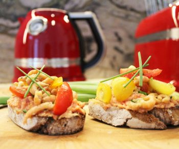 Toast Tomate Crevette met de KitchenAid Toaster #collab Would Be Chef Sven Ornelis17
