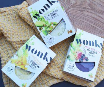 Win een Wonky pakket met smakelijke spreads & smoothie bowls! #collab Would Be Chef Sven Ornelis1