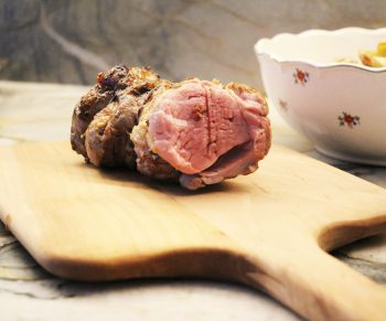 Varkenshaasje met blackwellsaus, zo lekker van bij ons! #collab Would Be Chef Sven Ornelis1