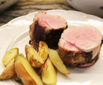 Varkenshaasje met blackwellsaus, zo lekker van bij ons! #collab Would Be Chef Sven Ornelis10